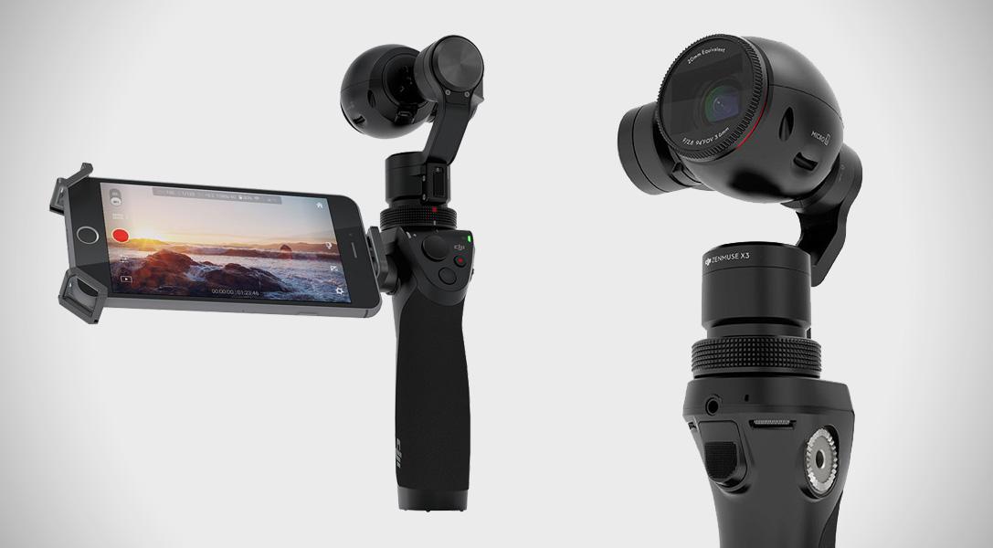Камера DJI-Osmo