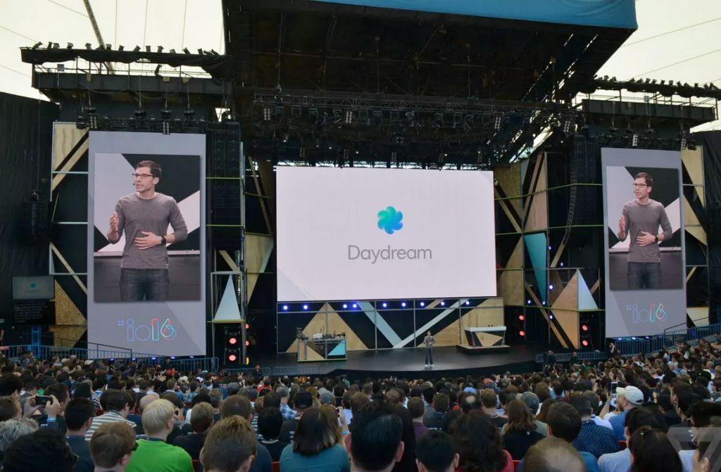 Платформа Google VR Daydream
