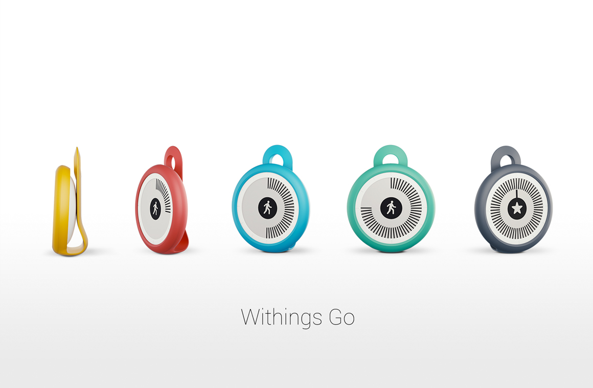 Трекер Withings Go