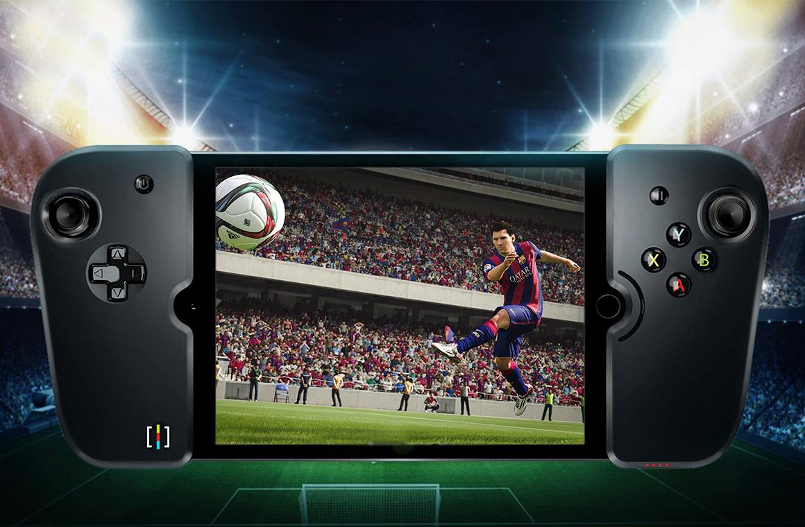 Игровой контроллер Gamevice FIFA