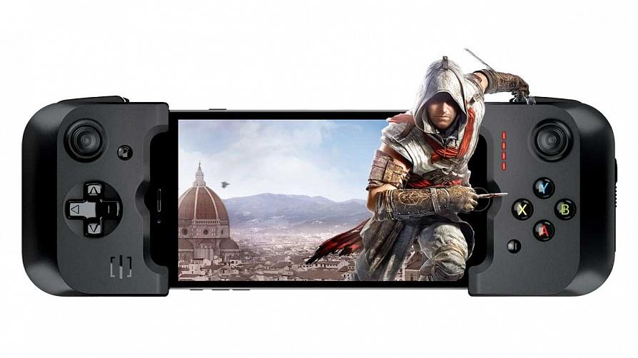 Геймпад для iPhone 6 от Gamevice