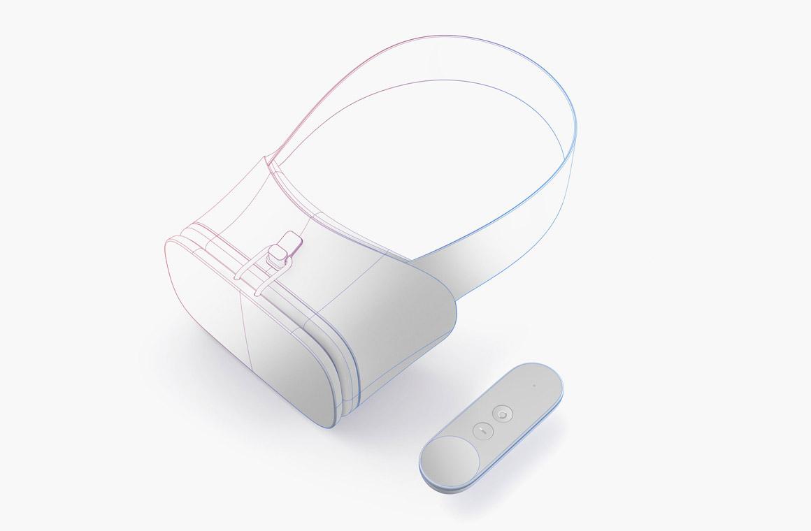 google daydream очки