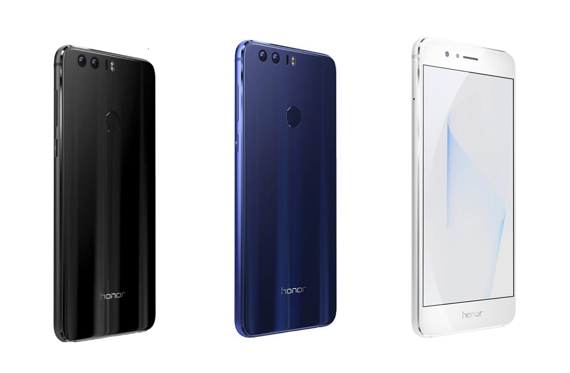 смартфон huawei honor 8