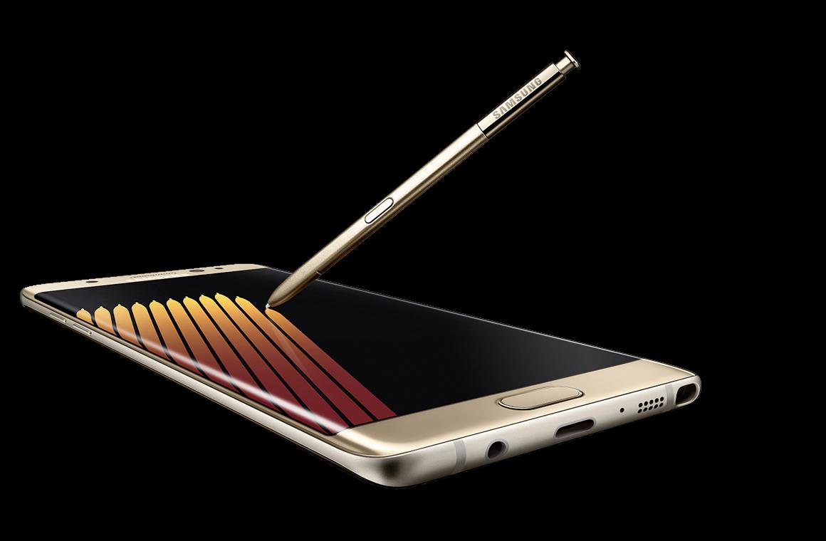 Дизайн Galaxy Note 7