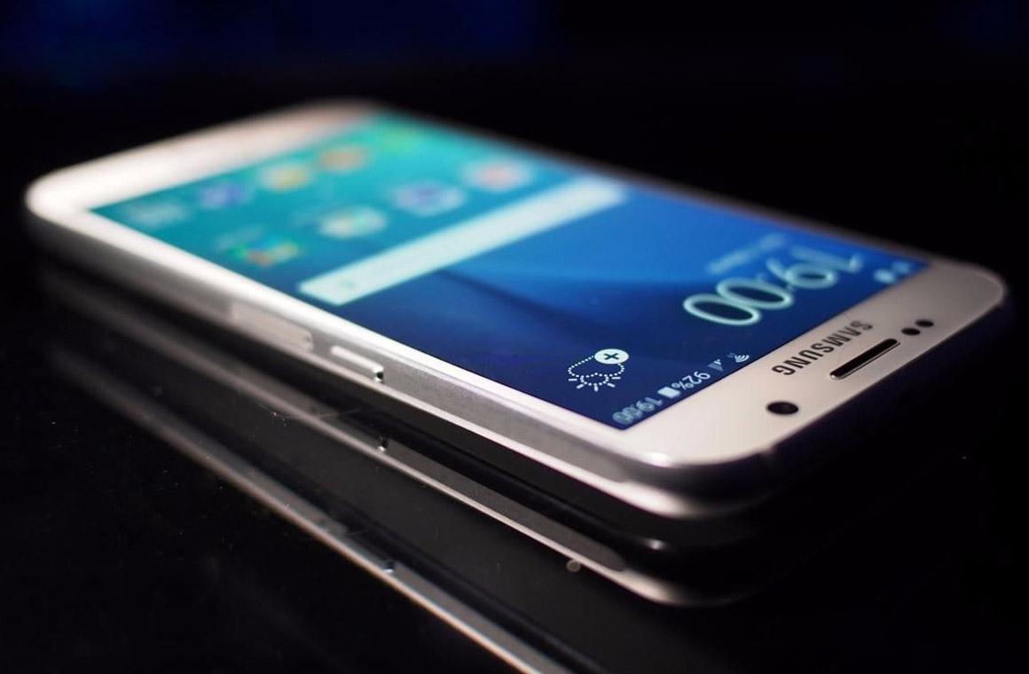 как будет выглядеть Samsung Galaxy S8