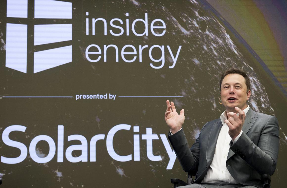 Слияние Tesla и SolarCity