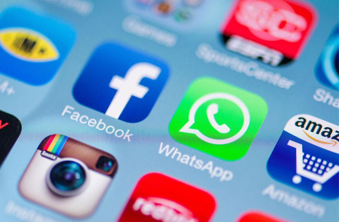 whatsapp сливает данные