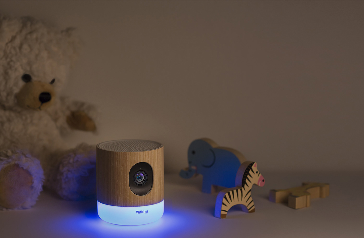 Withings Home Baby Monitor
