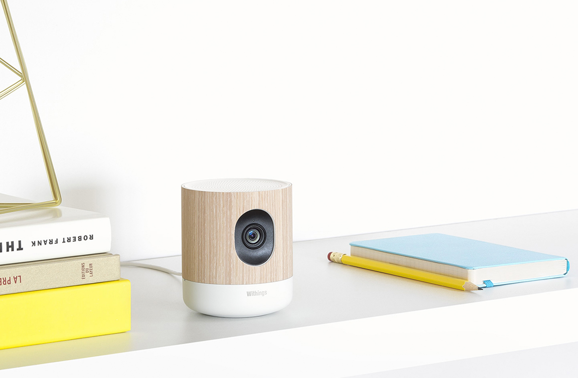 Дизайн Withings Home