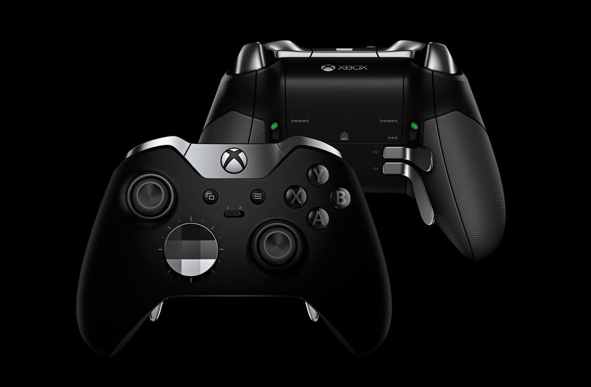 xbox one контроллер на пк