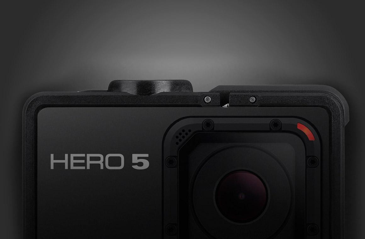 характеристики GoPro Hero 5