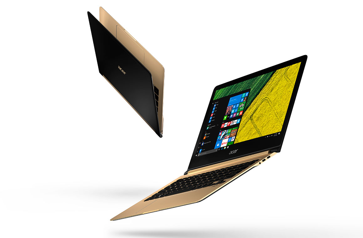 Acer Swift 7 Gorilla Glass