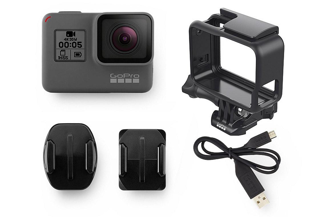 Комплектация GoPro Hero 5 Black