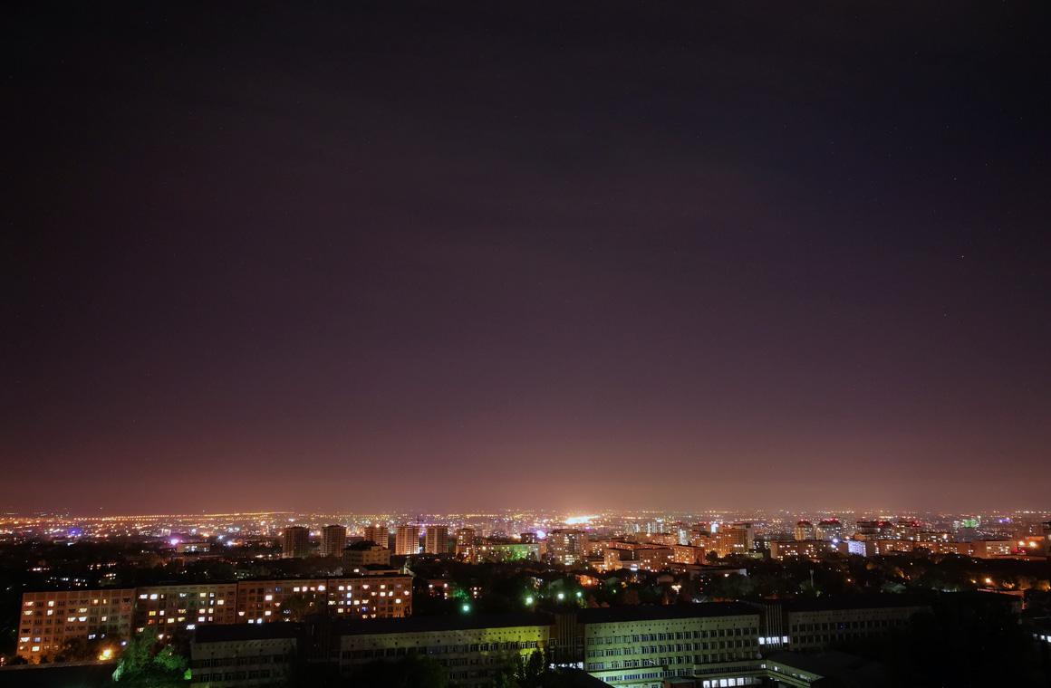как снимает камера huawei p9 ночью