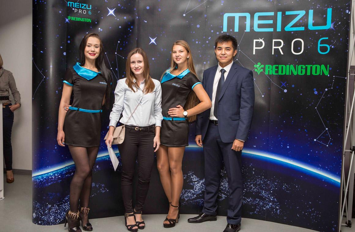 презентация meizu pro 6
