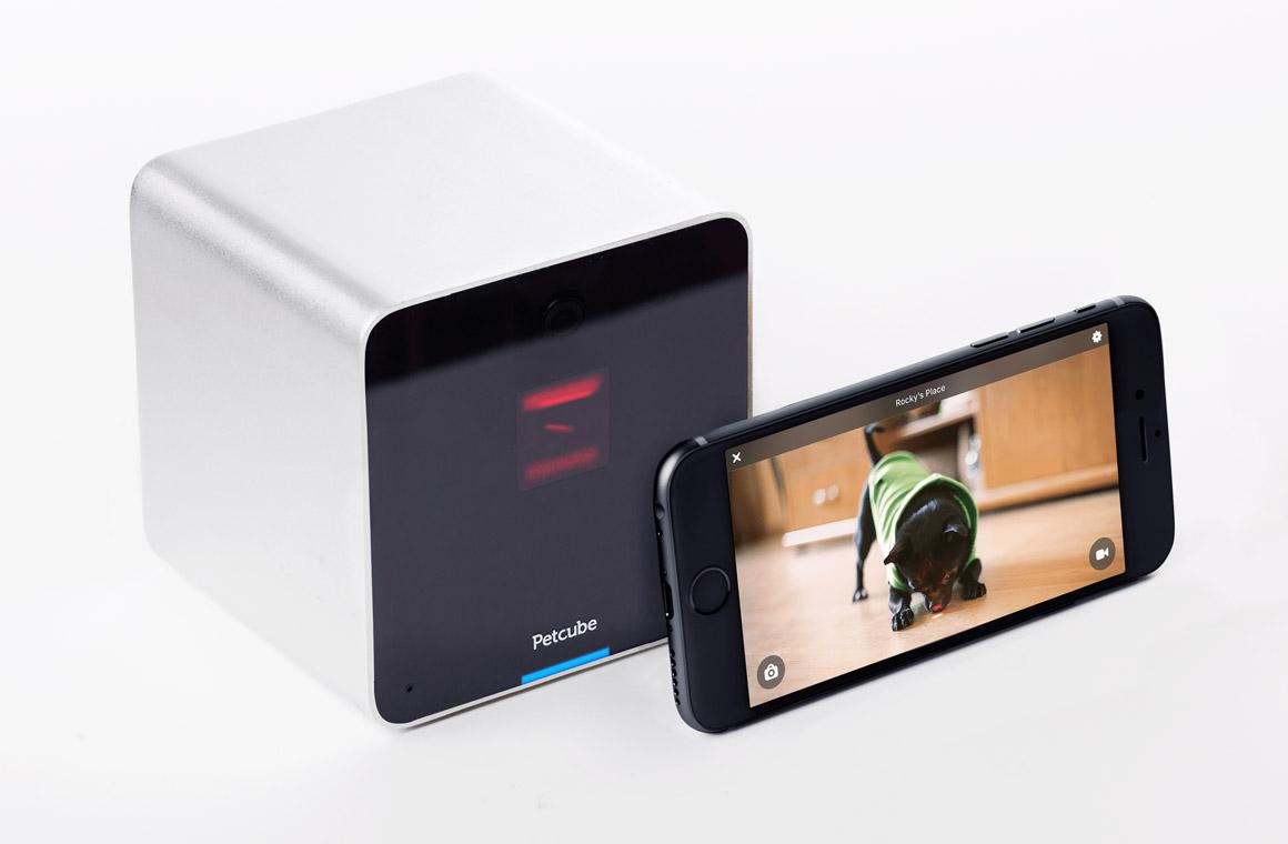 умная камера для iPhone