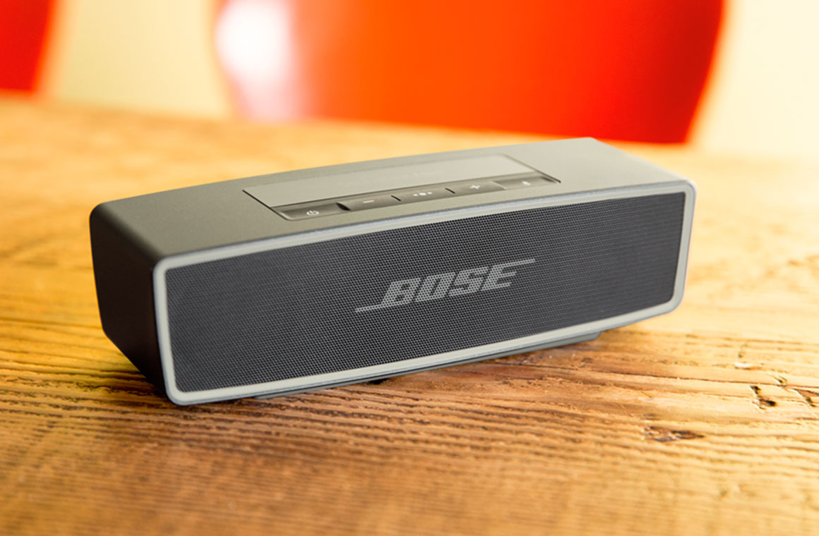 Bose Soundlink Mini II Buttons