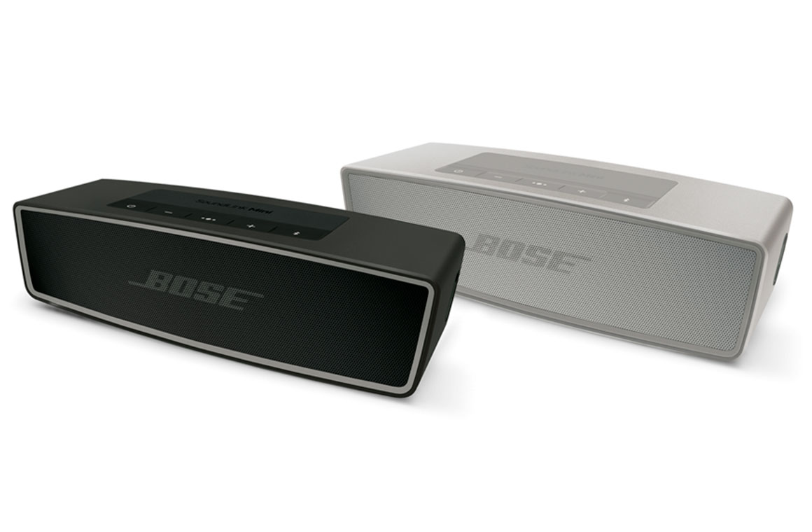 Bose Soundlink Mini Design