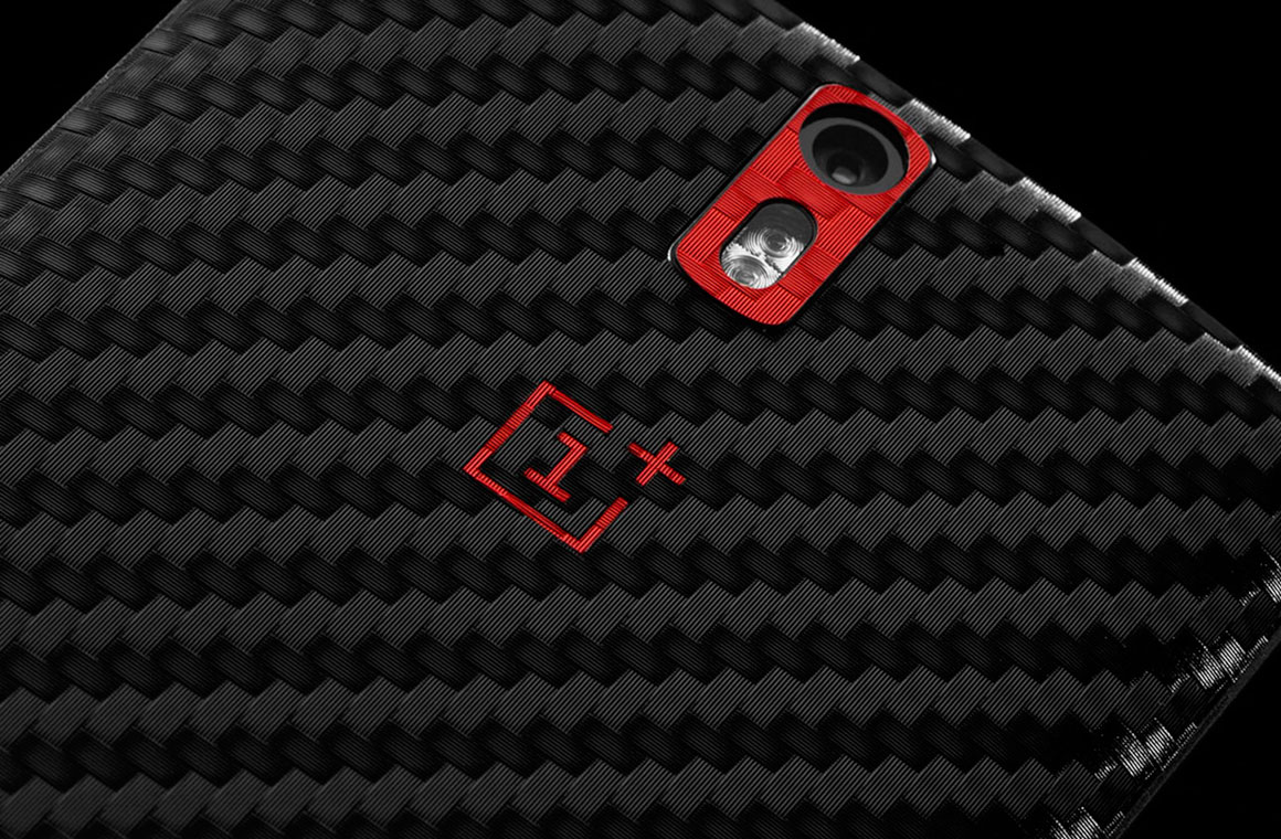 dbrand OnePlus One Carbon