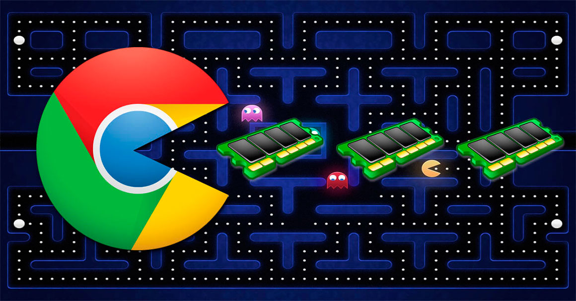 Google Chrome 55 Ram