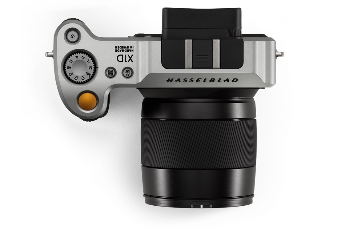 Hasselblad X1D Top
