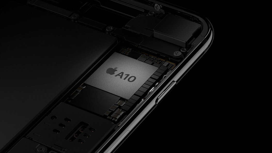 Процессор iPhone 7
