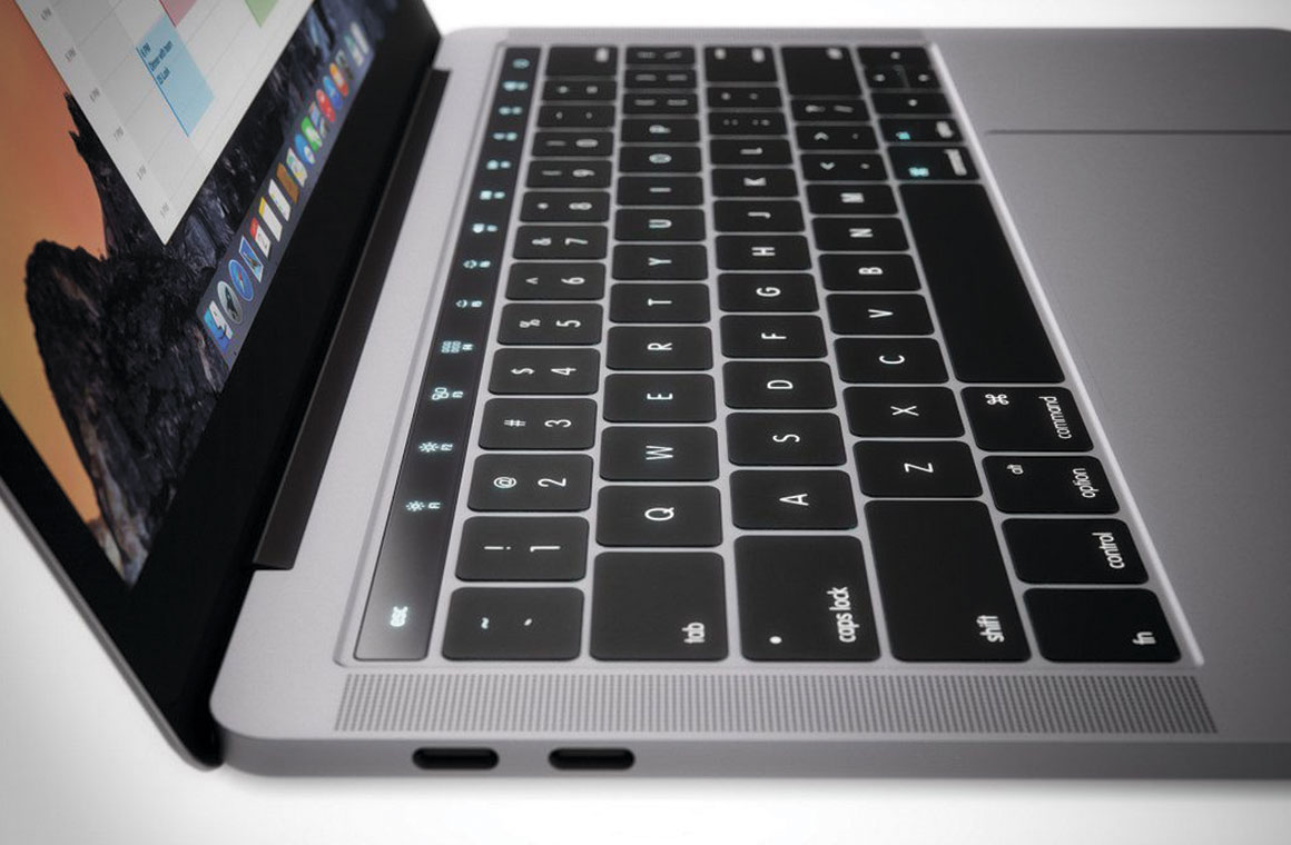 New MacBook Pro 15