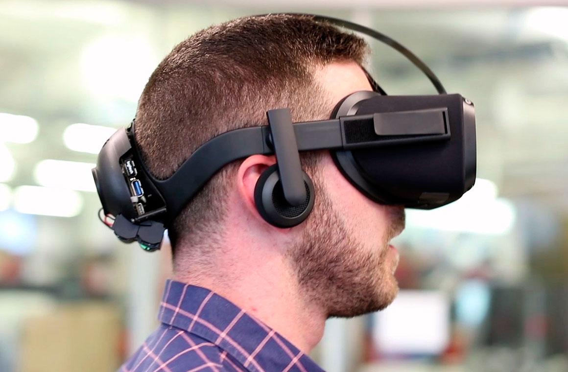 Oculus Santa-Cruz Prototype 1