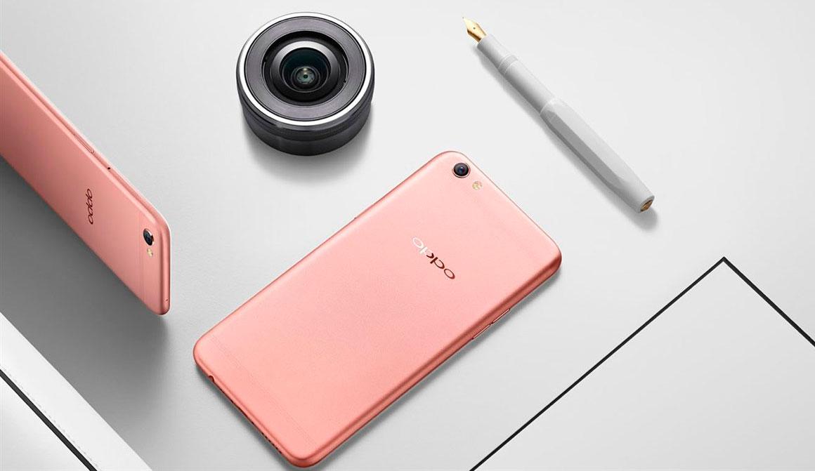 Oppo R9s Camera