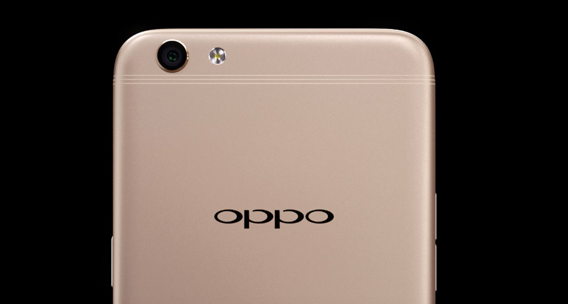 Oppo R9s Plus Gold