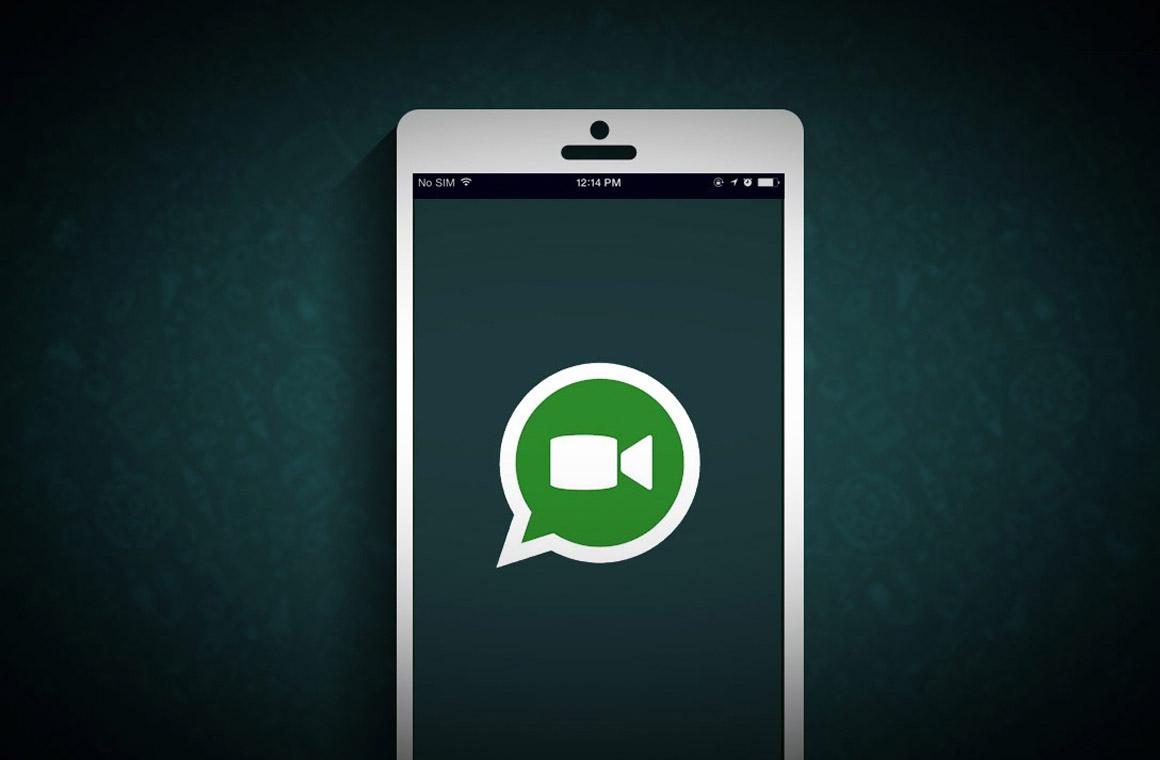 WhatsApp видео звонки