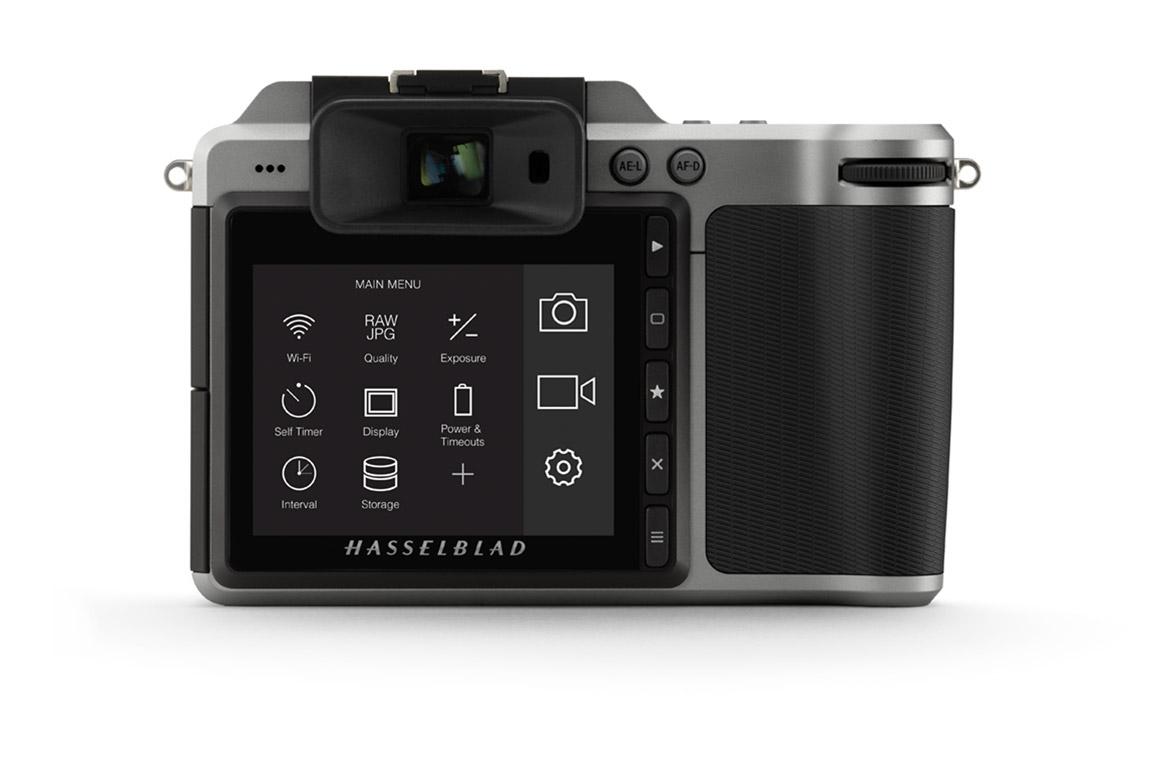 Камера Hasselblad X1D UI