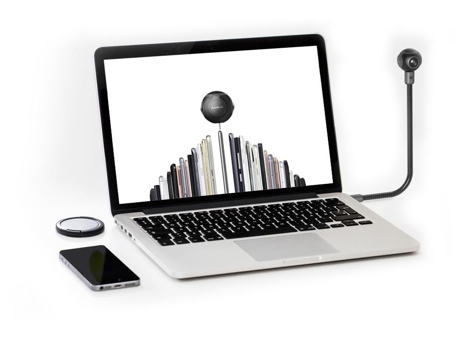 Insta360 Air для ноутбука