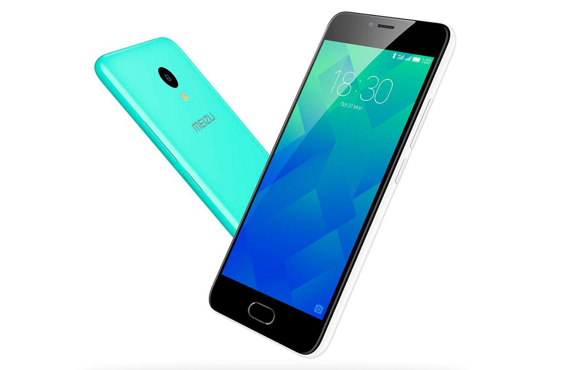 Meizu M5 Green