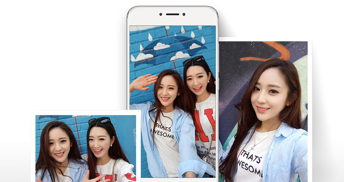 Meizu Pro 6 Selphie