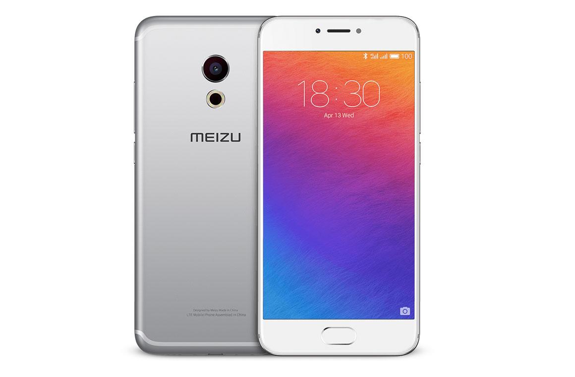 Meizu Pro 6 Silver