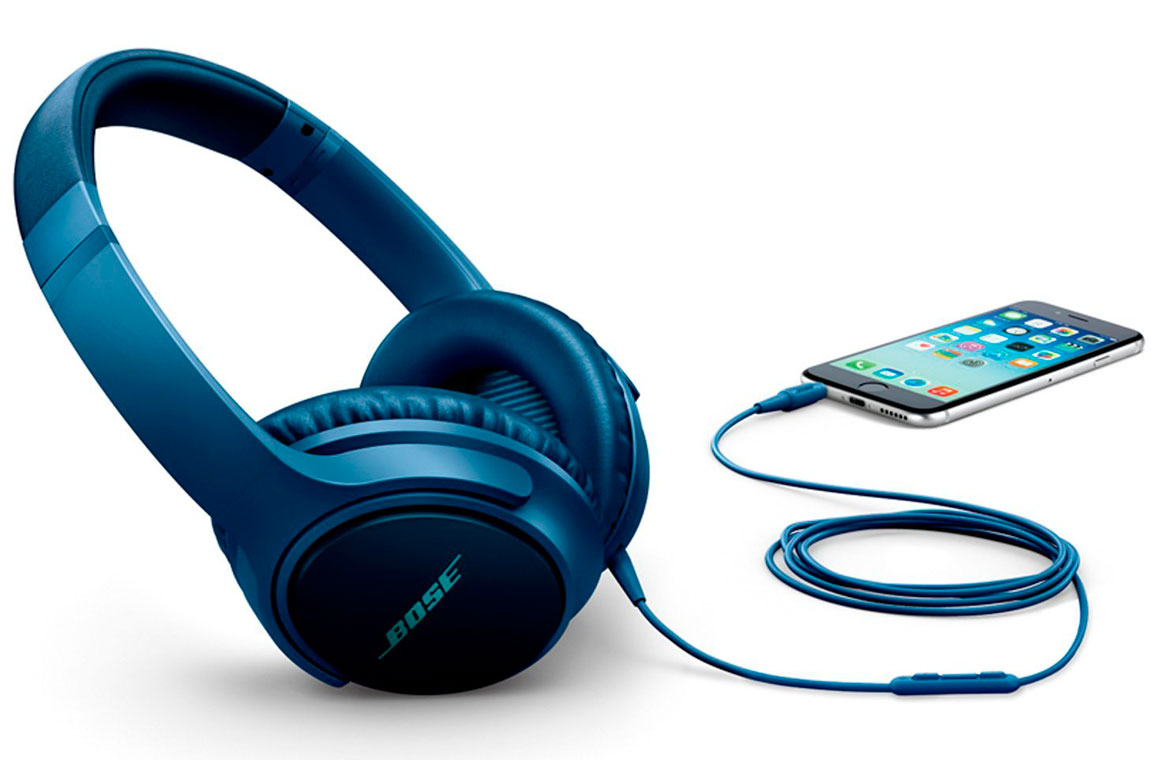 Bose SoundTrue II iOS