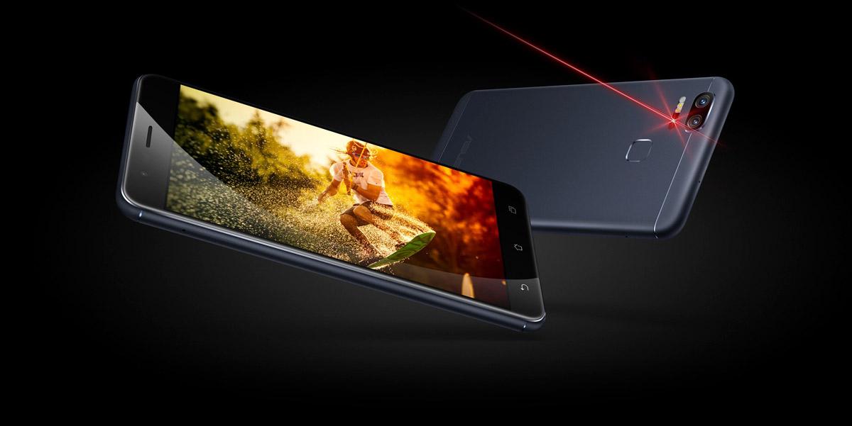 Asus ZenFone 3 Zoom фокусировка