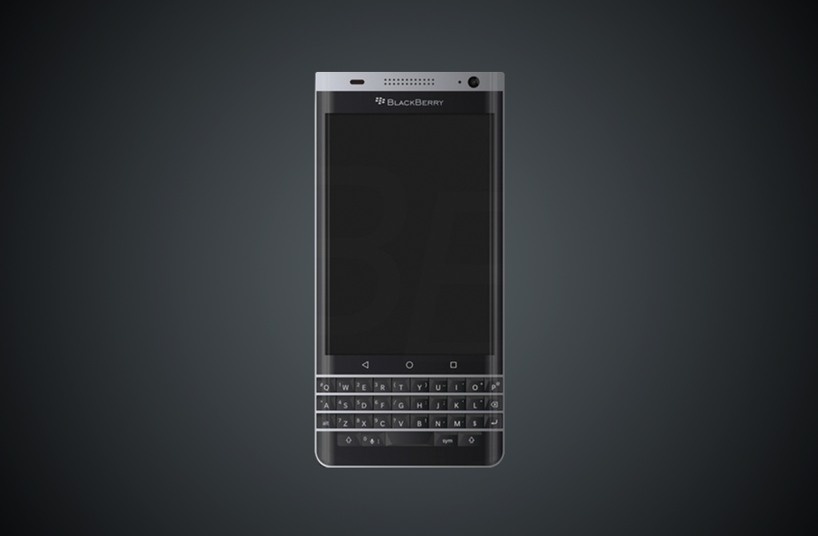 Blackberry Mercury CES 2017