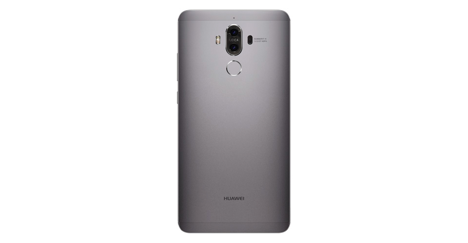 Huawei Mate 9 камера