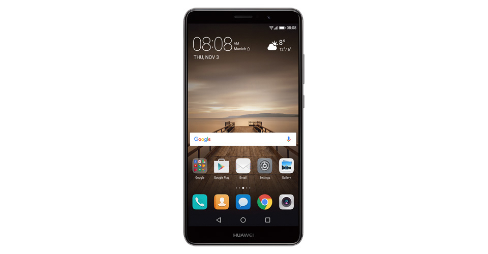Huawei Mate 9 CES 2017