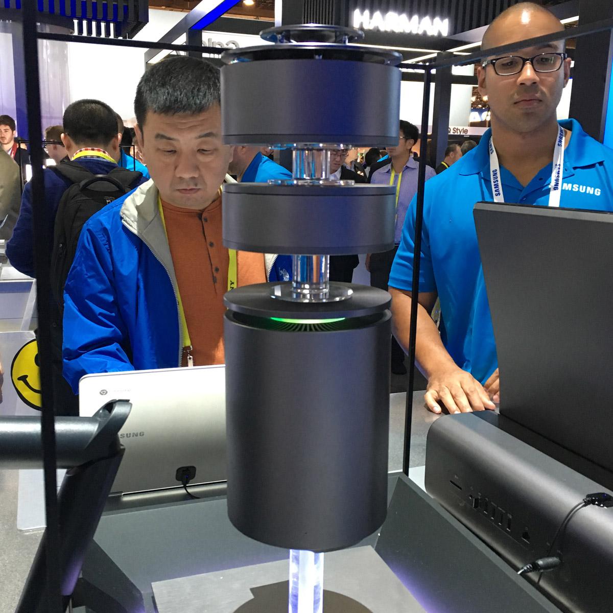 Samsung ArtPC Pulse звук