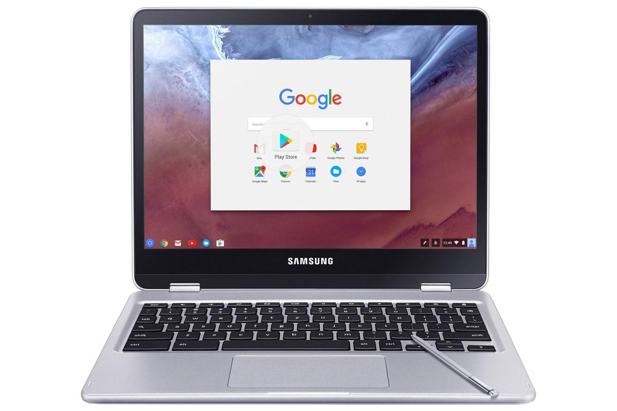 Samsung Cromebook Plus