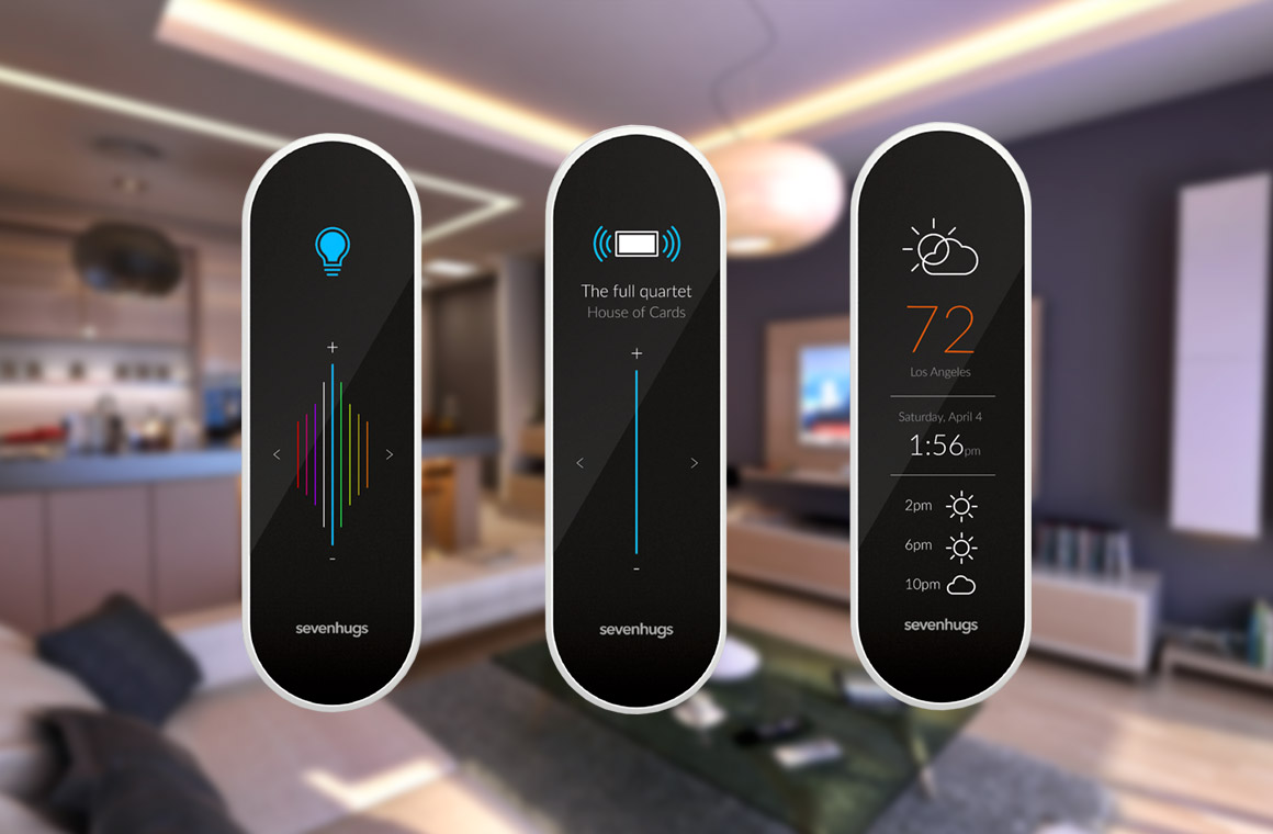 Sevenhugs Smart Remote