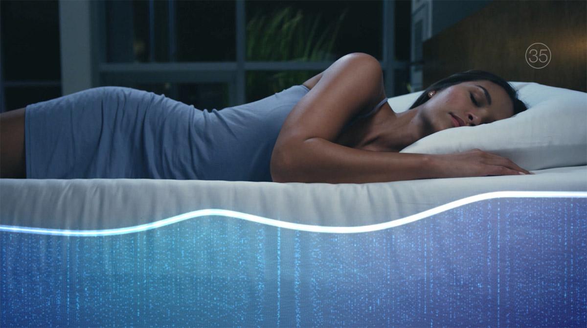 Sleep Number умная кровать