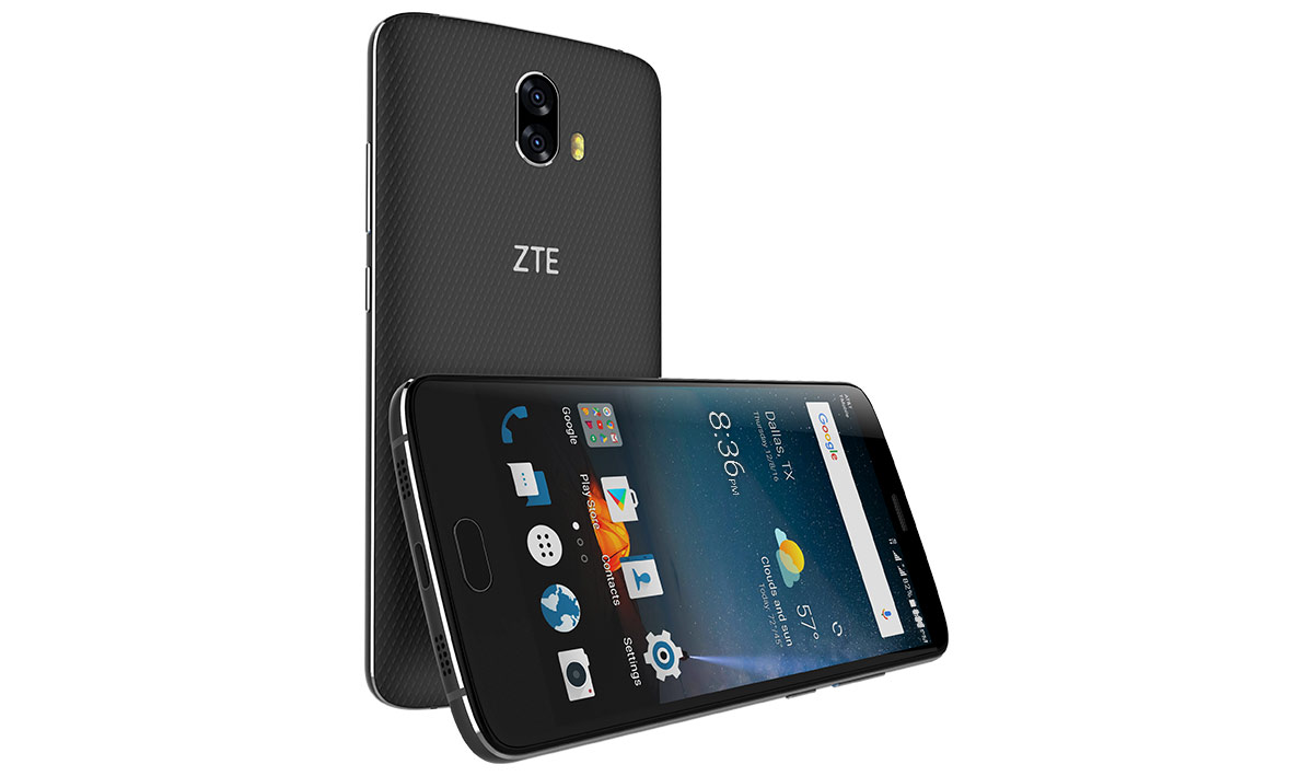 ZTE Blade V8 Pro дизайн
