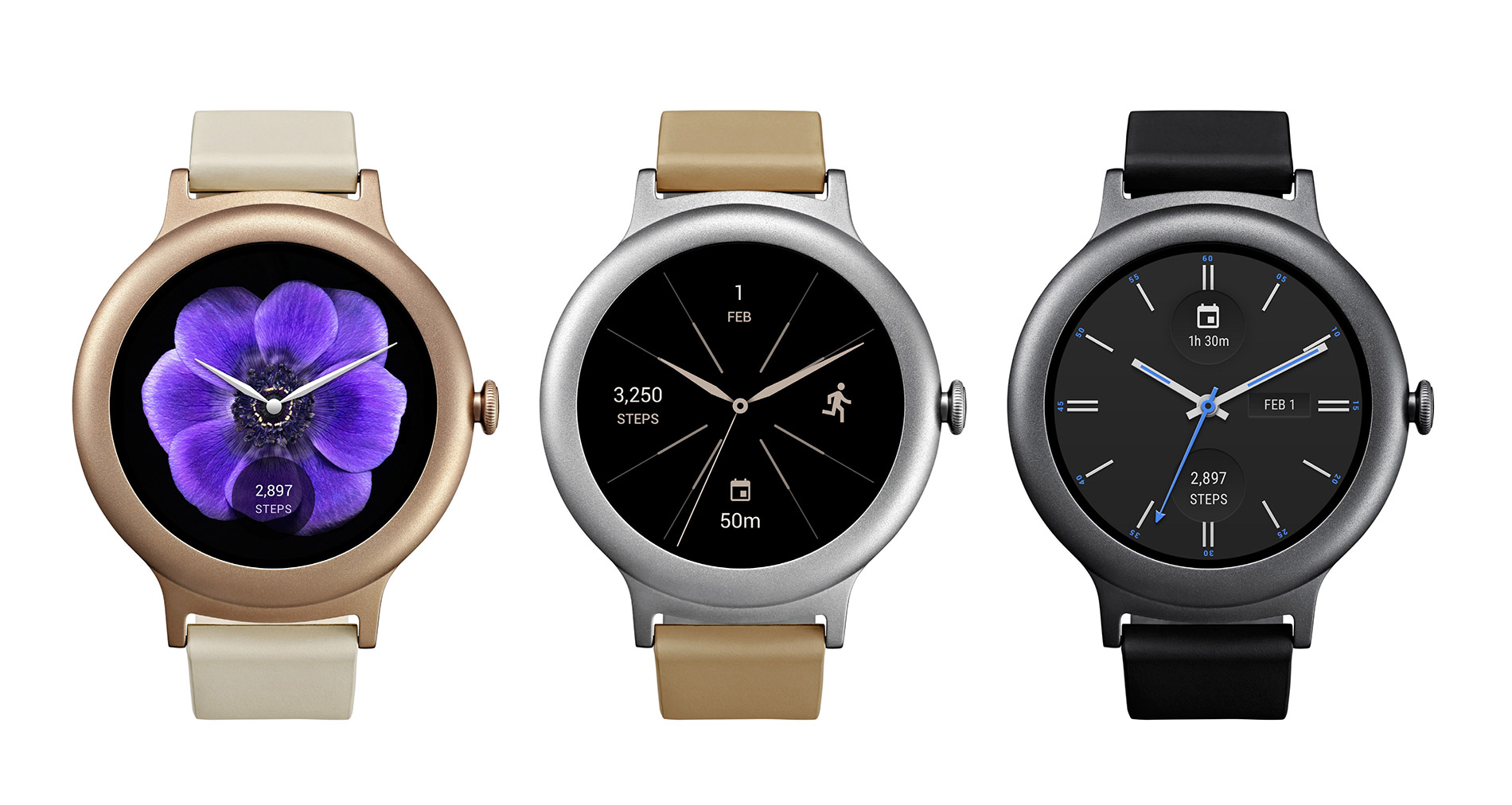 LG Watch Style Colors