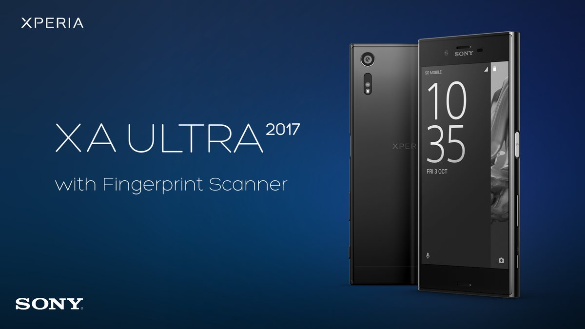 Sony Xperia XA Ultra 2017