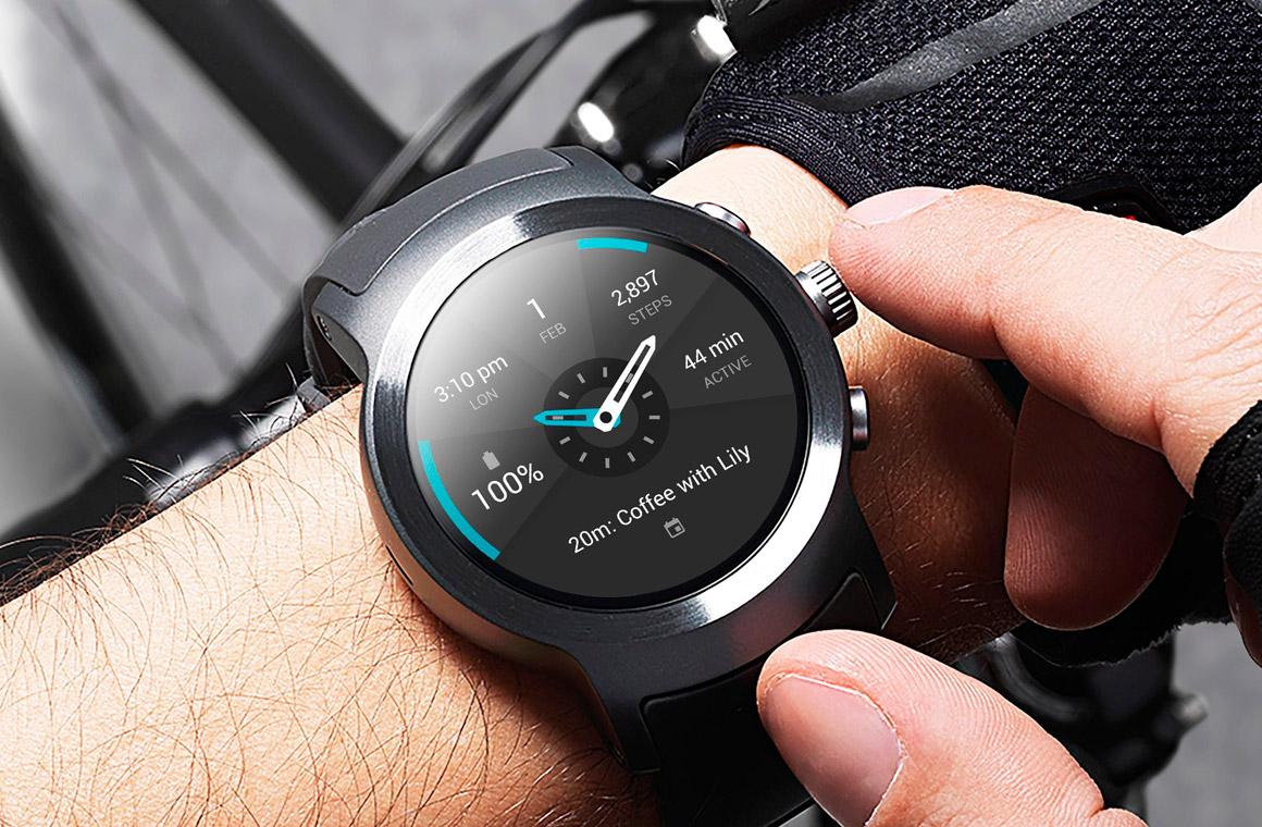 Android Wear 2.0 LG Watch