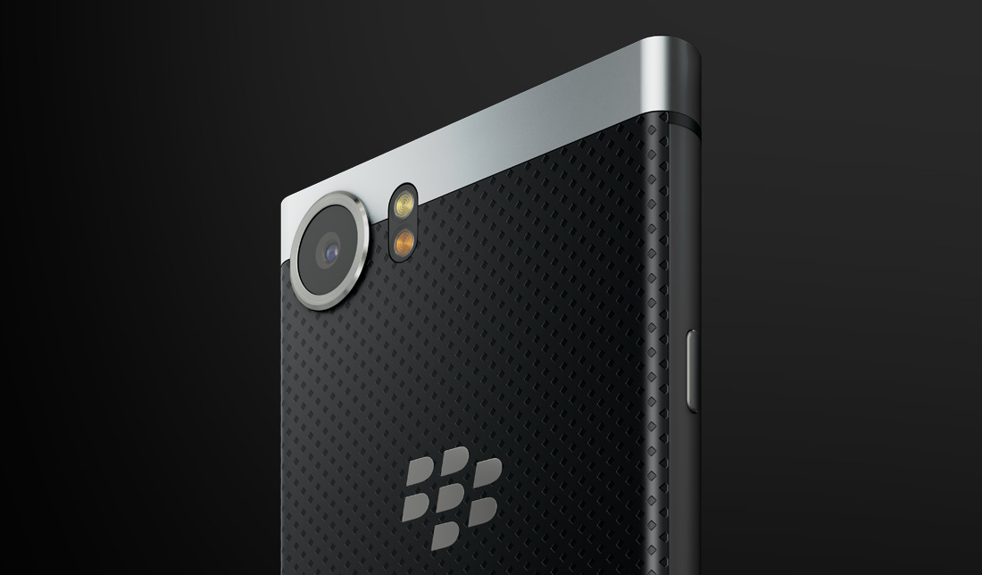Blackberry Mercury презентация